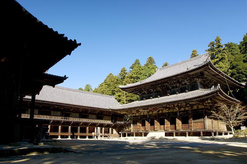Top 6: Engyoji Temple of Mt. Shosha