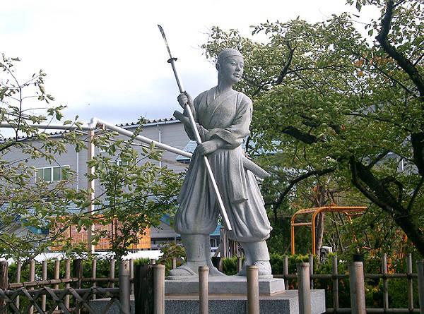 Nakano Takeko of the Boshin War