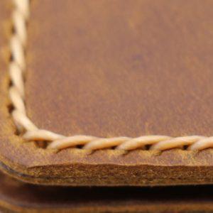 Tan Stitching